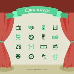 Iconos de cine