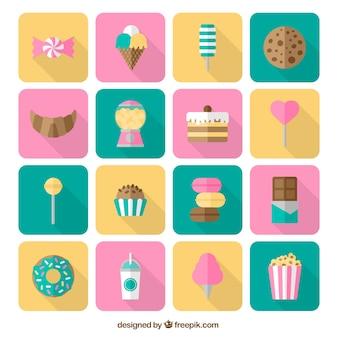 Iconos dulces
