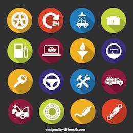 Iconos Mecánico