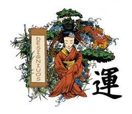 ilustración vectorial japonés