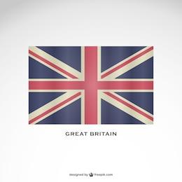 Imagen de bandera del Reino Unido