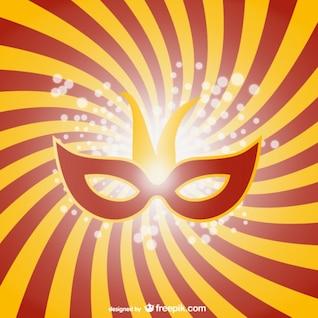 Imagen máscara de carnaval