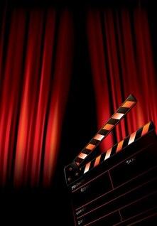 imágenes prediseñadas de carteles de cine