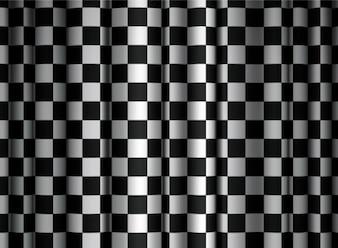 imágenes vectoriales gratis. cortina de cuadros
