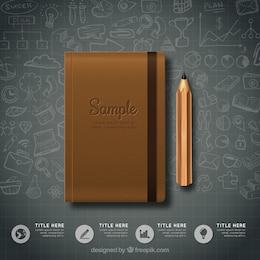 Infografía cuaderno