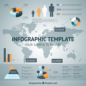 Infografía Worldwide