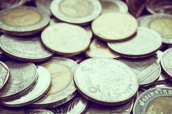 Inglés cambio de moneda cabeza blanca