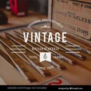 Insignia vintage