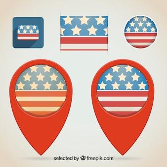 Insignias americanas