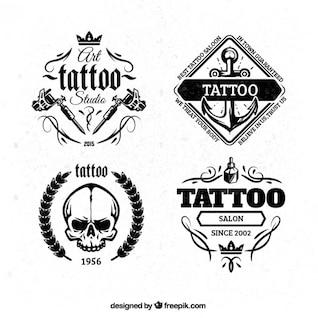 Insignias tatuaje