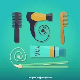 Instrumentos de peluquería