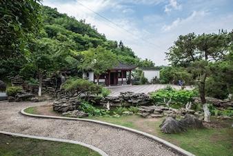 Jardín chino en Zúrich