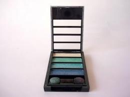 kit de maquillaje, colores