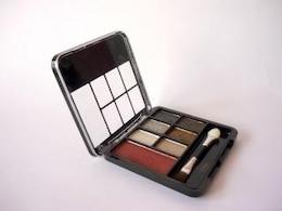 kit de maquillaje, cosméticos