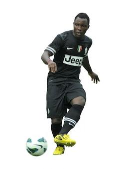Kwadwo Asamoah Juventus Serie A