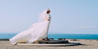La brisa y la novia