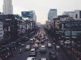 La ciudad de los coches