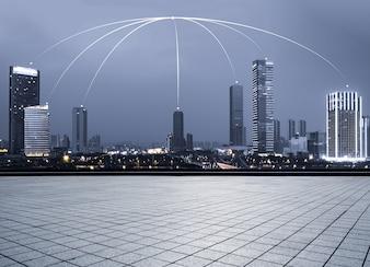 La competencia cielo perspectiva computing