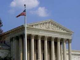 la Corte Suprema - Washington DC