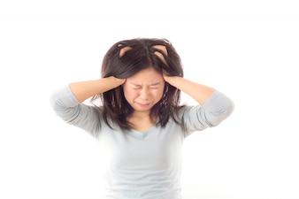 La expresión de la enfermedad negativa sede chica