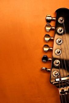 La guitarra ofreció material de imagen