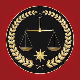 la justicia en el equilibrio