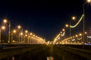 la noche camino de la escena