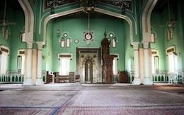 la oración mezquita