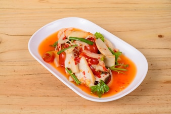 La salud de tomate fondo blanco picante