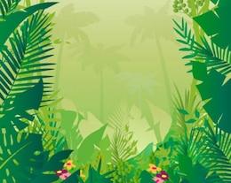 la selva de fondo