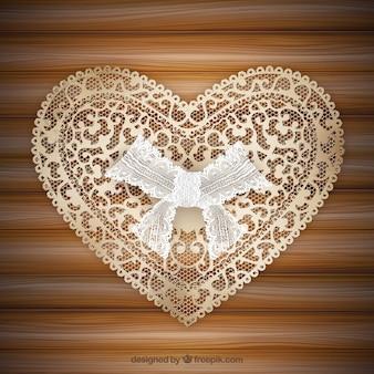 Lacy corazón