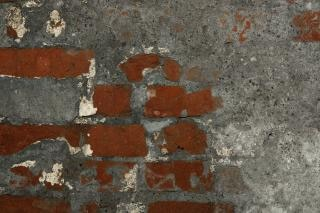 Ladrillo viejo textura de la pared