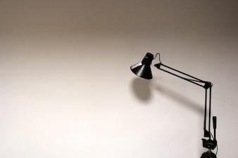Lámpara de oficina grande