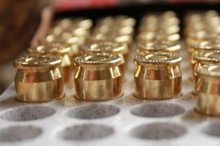 Las filas de balas