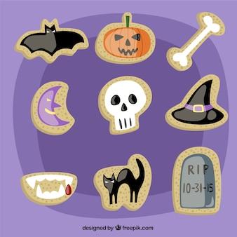 Las galletas de Halloween