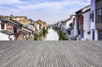 Las hermosas calles antiguas de Suzhou