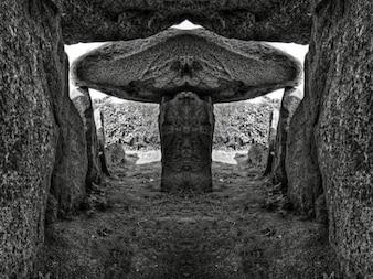 le TREPIED dolmen de peso corporal hdr