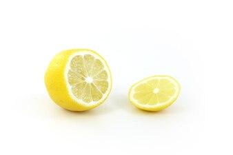 limón fruta en rodajas rodajas de alimentos rebanada
