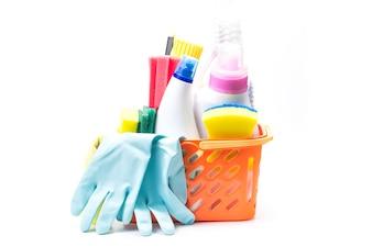 Limpieza, Equipo de Limpieza