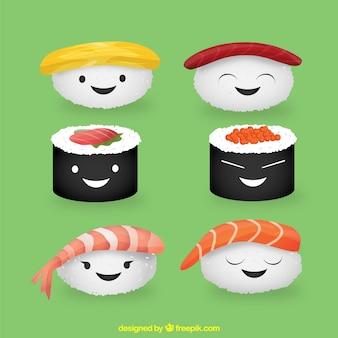 Lindo sushi
