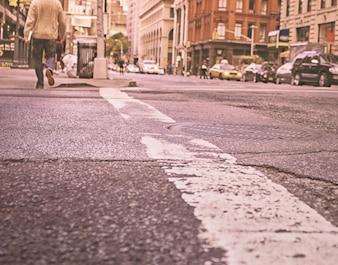 Línea de la calle