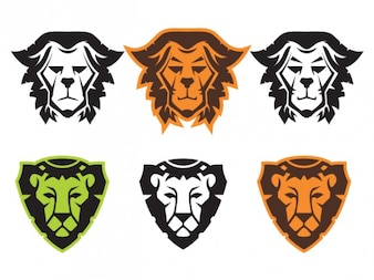 Símbolos Lion Head