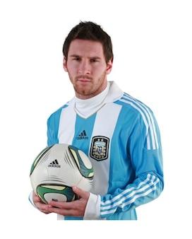 Lionel Messi, la Selección Argentina