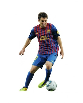 Lionel Messi, Barcelona La Liga