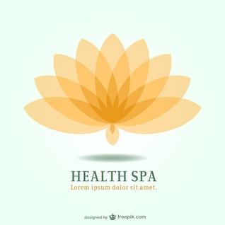 Logo de spa