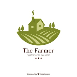 Logo del agricultor