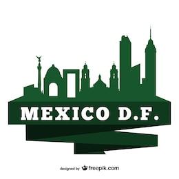 Logo México DF