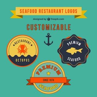 Logos de marisquería