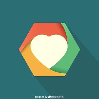 Logotipo de corazón