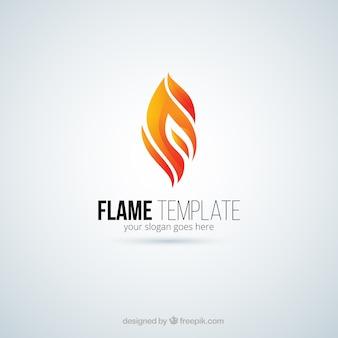 Logotipo de la llama